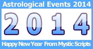 2014 astrology