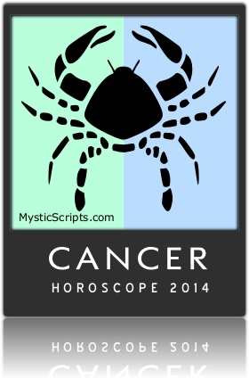 cancer horoscope 2014