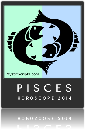 pisces horoscope 2014