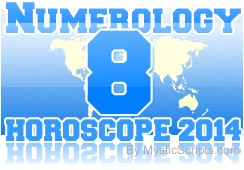 Numerology Horoscope 2014