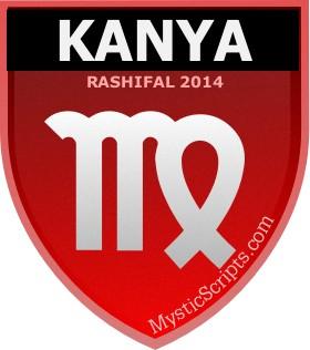 Kanya rashifal 2014 kanya rasi people will have a wonderful 2014 work