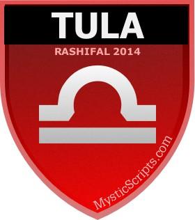 tula rashifal 2014 tula rashiphal 2014 foretells that this is a year