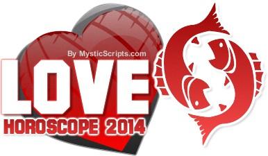 pisces love 2014