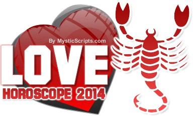 scorpio love 2014