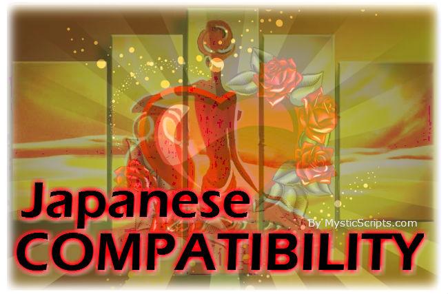 Japanese Compatibility Calculator